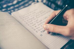Checklist - Preflight checklist